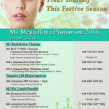 MJ Mega Raya Promotion 2016 (until 30th July 2016)
